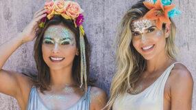 Make de Carnaval: 70 inspirações incríveis para você arrasar