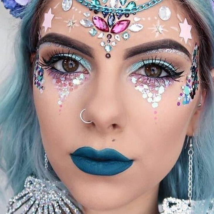 Maquiagem para carnaval 2018