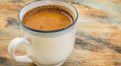 Bulletproof coffee contribui para a disposição física e mental