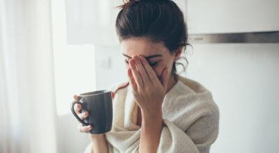 Os 5 melhores chás para acabar com a tosse