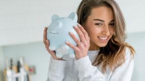 Como começar a guardar dinheiro se você não é uma pessoa econômica