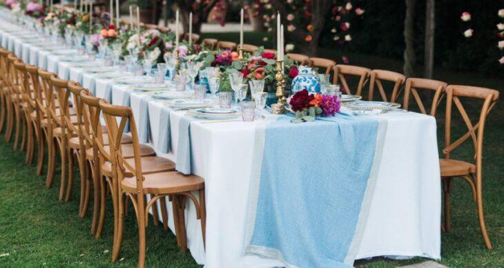 8cd964528 Casamento azul  60 lindas ideias de decoração para te inspirar (FOTOS)