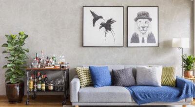 13 dicas para seu apartamento ficar com cara de gente grande
