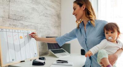 9 dicas para pais ocupados organizarem melhor o seu tempo