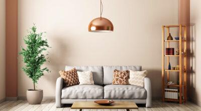 Como escolher o lustre ideal para a sala: dicas e inspirações