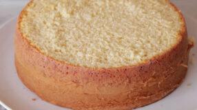 14 receitas de pão de ló para testar e se deliciar