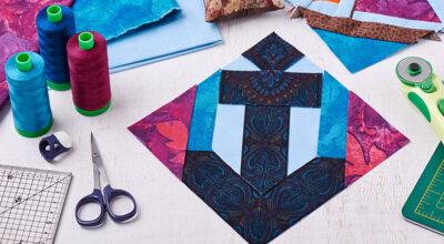 Patchwork: inspire-se com a arte de reunir tecidos