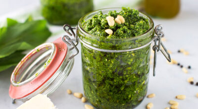 27 receitas de molho pesto para incrementar seus pratos e se apaixonar
