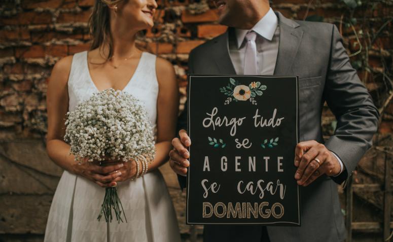 Plaquinhas Para Casamento Inspire Se Com 110 Ideias Criativas