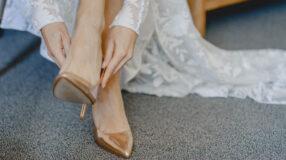 Sapato de noiva: encontrar o modelo dos sonhos é mais fácil do que você imagina