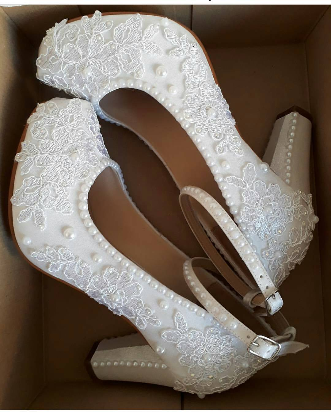 1f6e951320 Sapato de noiva  80 inspirações e opções de modelos para comprar