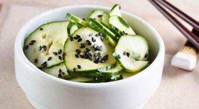 Sunomono: aprenda 8 receitas dessa saladinha leve e refrescante