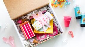 Festa na caixa: aprenda a fazer para presentear ou vender
