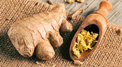 Gengibre ajuda a emagrecer e pode ser ingrediente de receitas deliciosas