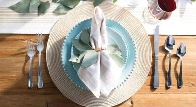 Sousplat: o item ideal para uma decoração de mesa cheia de charme