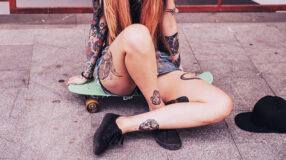 60 tatuagens na perna para te ajudar a escolher a sua