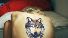 75 tatuagens de lobo para te convencer a fazer uma
