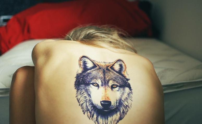 Tatuagem De Lobo Significado E As 75 Ideias Mais Lindas Do