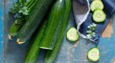 6 benefícios do pepino que vão te fazer amar esse vegetal