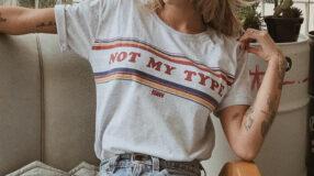 Camiseta vintage: 20 looks que provam como essa peça é cool