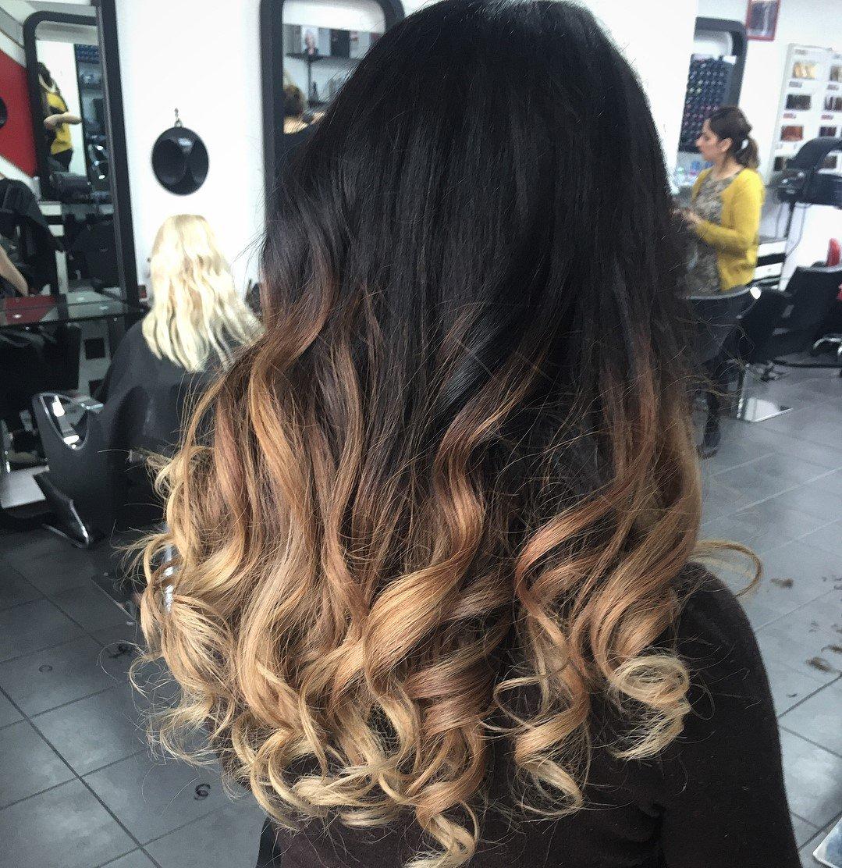Ombré Hair 2018 Novidade Na Primavera Verão