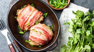 45 receitas com bacon para aumentar a sua paixão pelo ingrediente