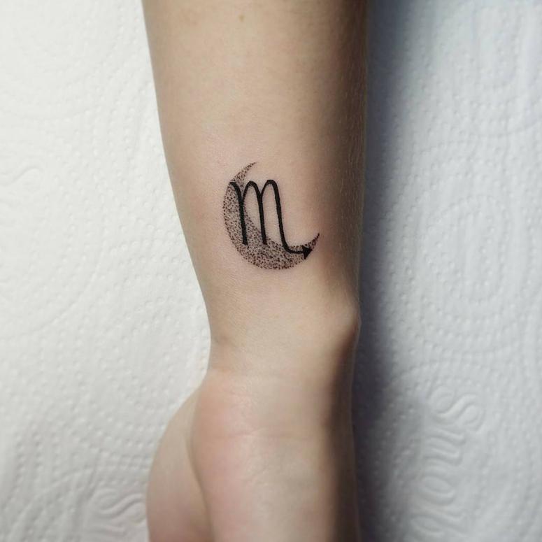 28 Tatuagens Para Quem E Do Signo De Escorpiao Amamos A 16