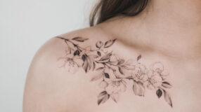 Tatuagens femininas: 550 fotos de todos os estilos e tendências