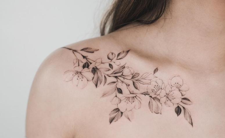 bd5e922a5 Tatuagens femininas  +500 fotos atualizadas para você decidir a sua