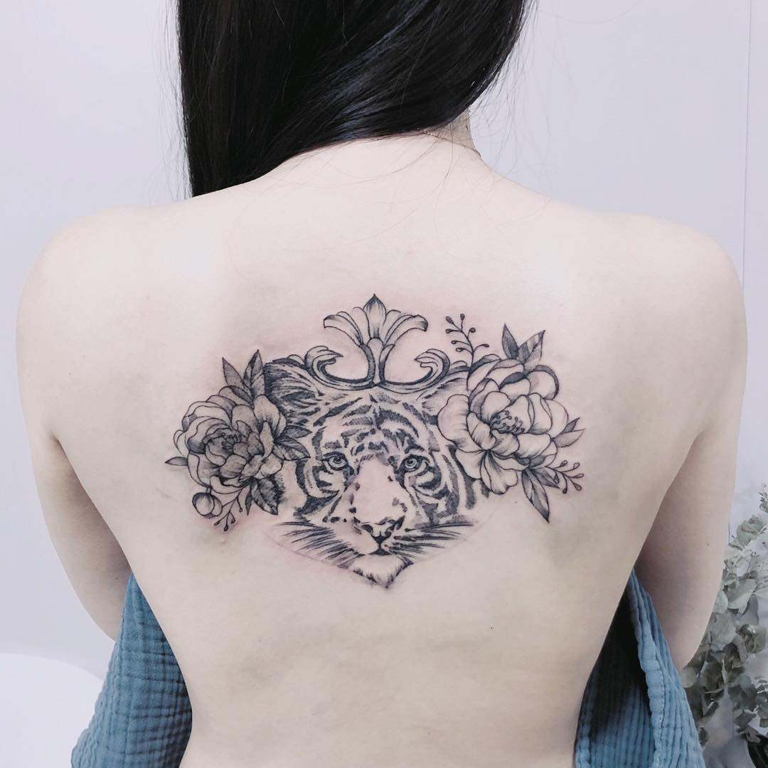 Tatuagens Femininas 500 Fotos E Ideias Para Você