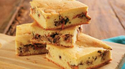Torta de sardinha: praticidade e muito sabor em 12 saborosas receitas