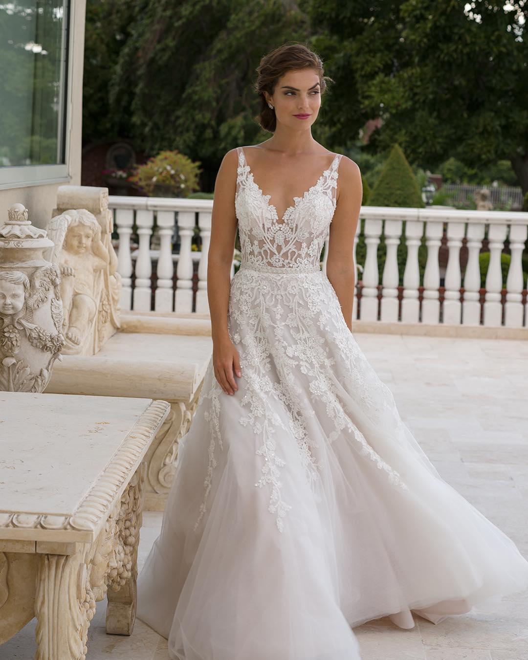 Vestidos De Noiva Guia 2019 Dos Melhores Modelos Marcas E