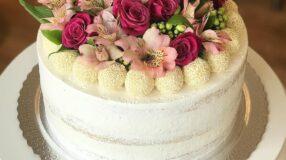 Bolo de noivado: veja dicas e inspirações para escolher o seu