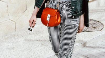 35 maneiras de incluir a calça clochard em seu look