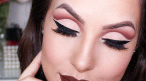 Cut crease: aprenda como fazer a técnica que é sucesso na maquiagem