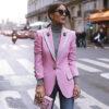 Traje esporte fino feminino: 40 looks lindos para você aprender como usar