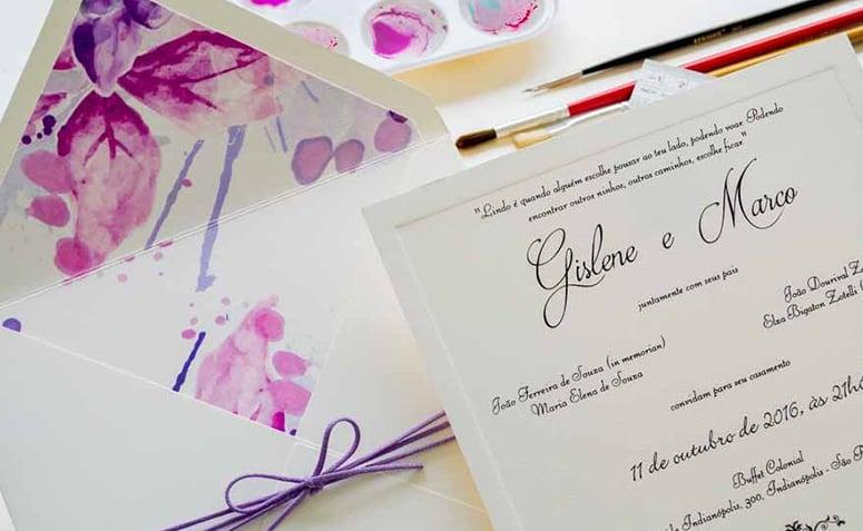 Frases Para Convite De Casamento 260 Lindas Declarações