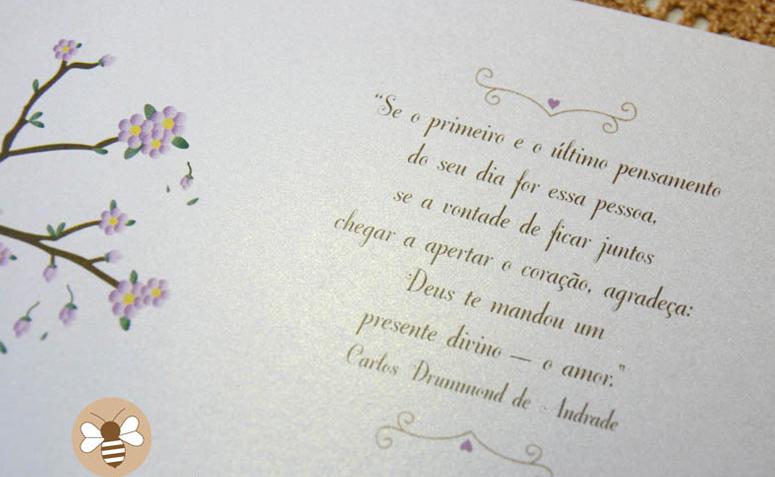 Frases Para Convite De Casamento 260 Lindas Declarações Atualizado