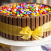 7 receitas de bolo de Kit Kat para chocólatra algum botar defeito