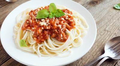 48 receitas de espaguete de dar água na boca
