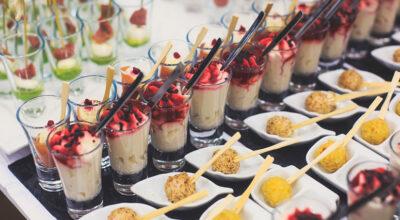 63 opções de finger food para impressionar seus convidados