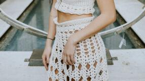 Saia de crochê: 30 fotos para inspirar seus looks e modelos passo a passo