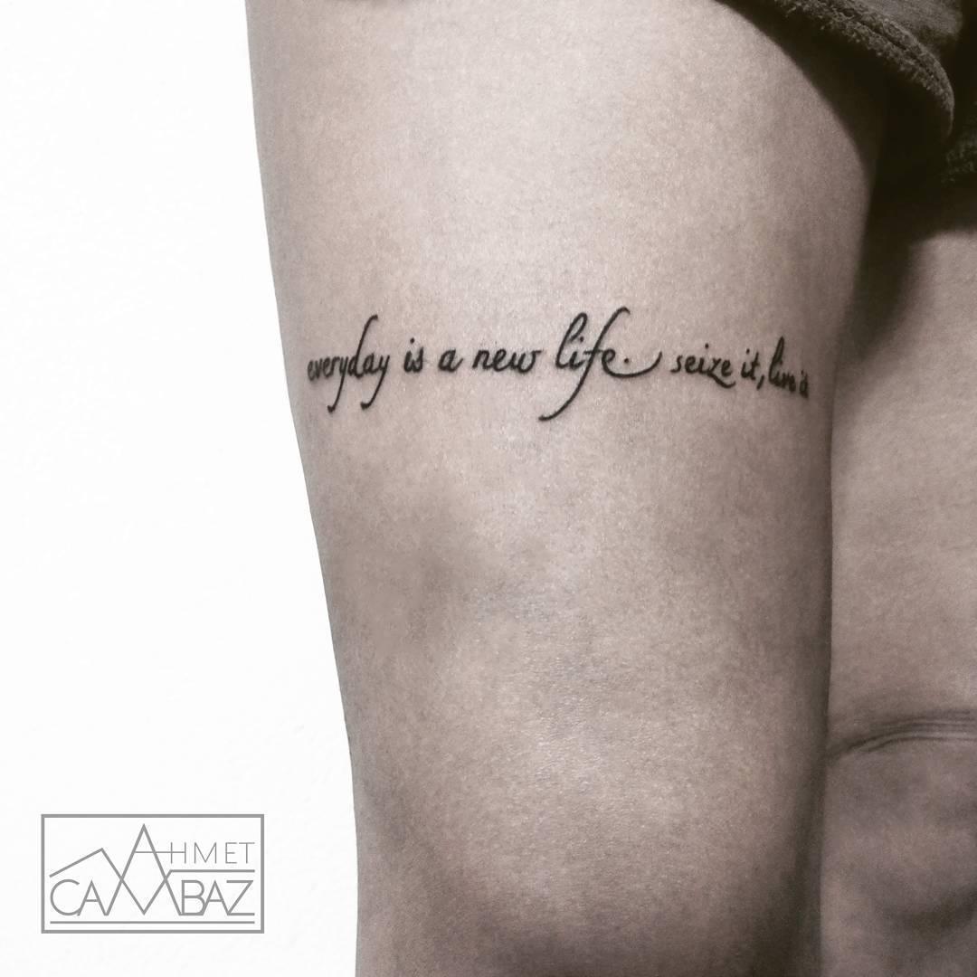 Tatuagem Na Coxa 120 Ideias Para Você Pensar Na Sua Próxima