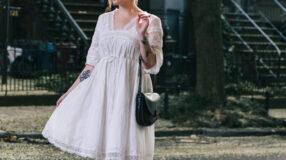 Vestido branco: 65 fotos para te convencer que ele pode ser usado o ano todo