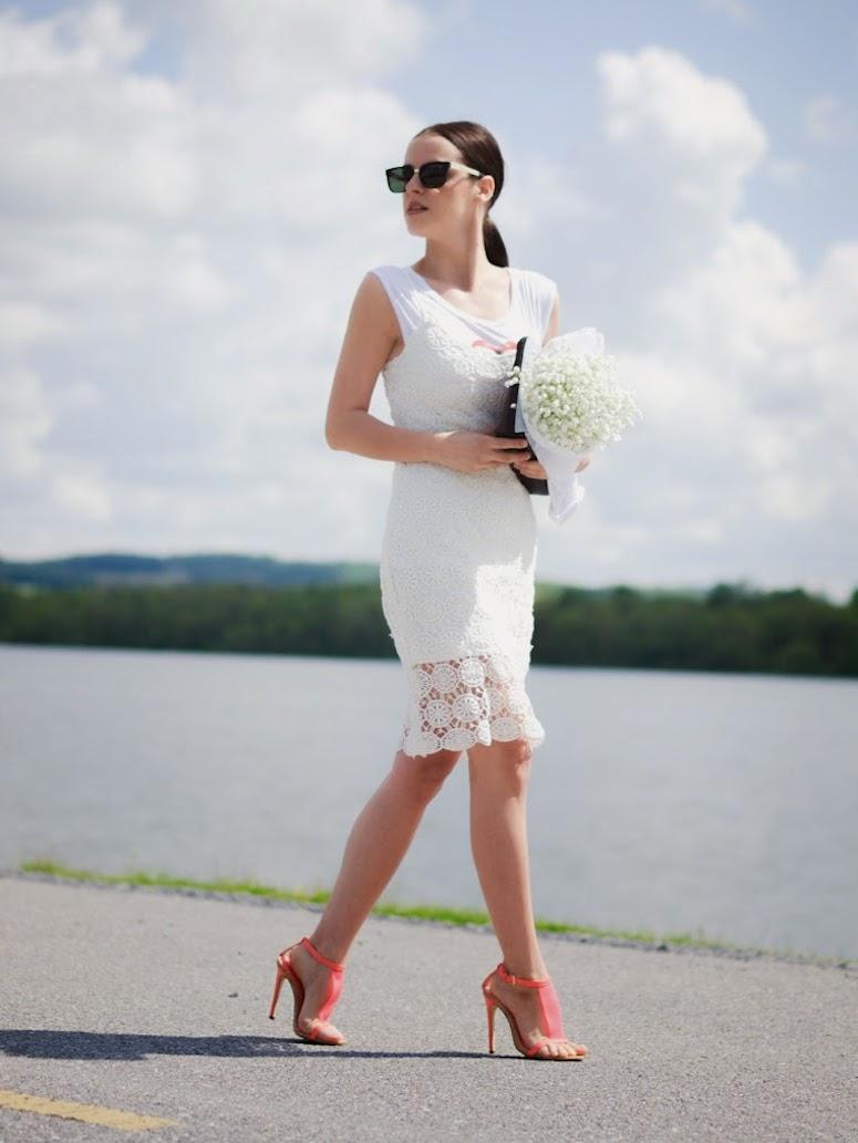 d3004ea9e10a Vestido branco: 70 looks INCRÍVEIS para usar o ano inteiro
