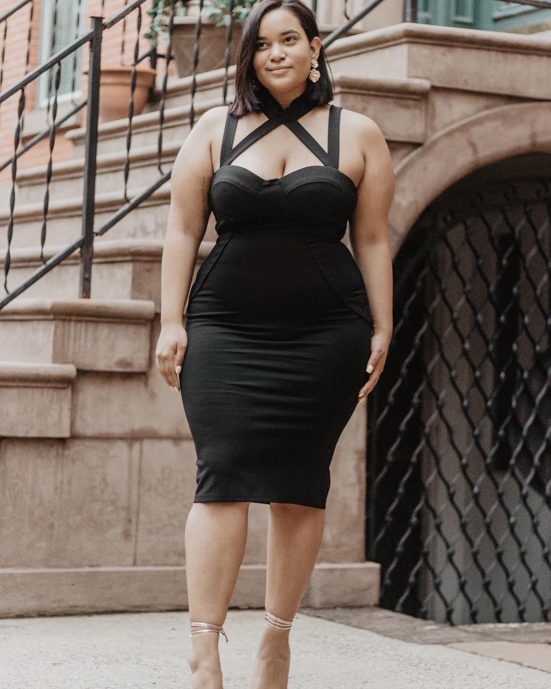96e05fc69c07 Vestidos de festa plus size: 100 looks para arrasar em ocasiões ...