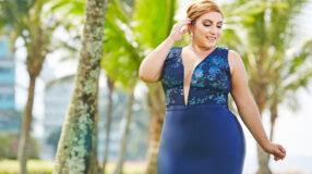 Vestidos de festa plus size: 100 looks para arrasar em ocasiões especiais