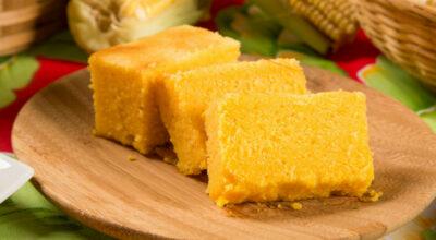 Bolo de milho cremoso: aprenda a fazer essa receita de dar água na boca
