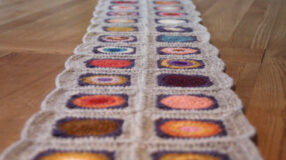 Caminho de mesa de crochê: 35 peças para te inspirar e modelos passo a passo