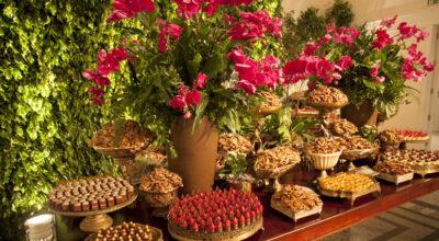 Mesa de doces: uma atração deliciosa para a sua festa